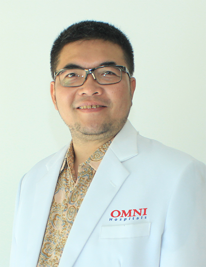 dr. Julias Arief Komala