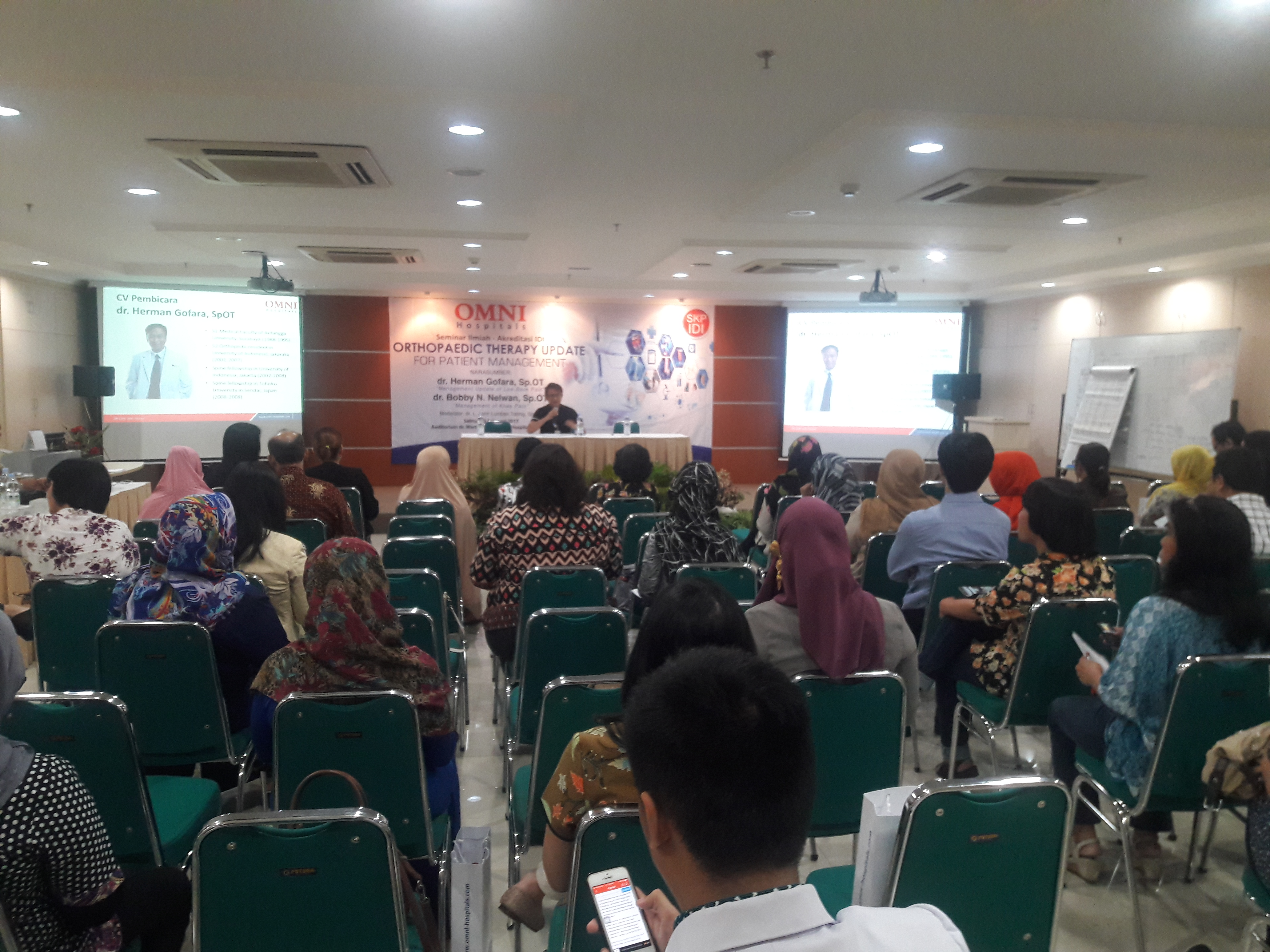 Orthopaedic Therapy Update For Patient Management