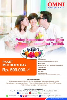 Paket Mother's Day CK