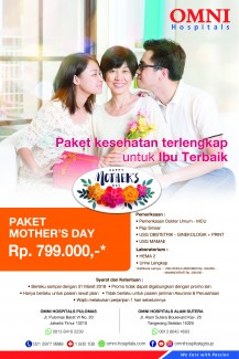 Paket Mother's Day PM, AS