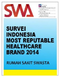 Survei Indonesia Most Reputable - SWA